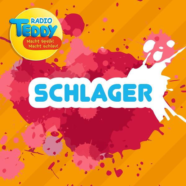 Radio TEDDY Schlager Logo