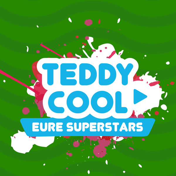 Radio TEDDY - TEDDY COOL - Eure Superstars Logo