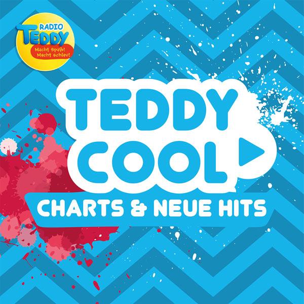 Radio TEDDY - TEDDY COOL - Charts & Neue Hits Logo