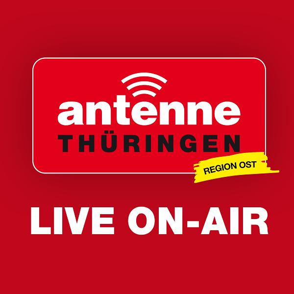 ANTENNE THÜRINGEN Ost Logo