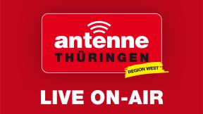 ANTENNE THÜRINGEN West Logo