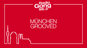 Radio Gong 96.3 München grooved Logo