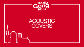 Radio Gong 96.3 München - Accoustic Covers Logo