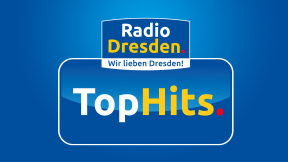Radio Dresden - Top Hits Logo