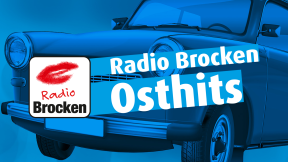 Radio Brocken Osthits Logo