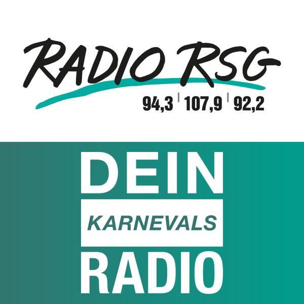 Radio RSG Karnevals Radio Logo