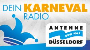 Antenne Düsseldorf Karnevals Radio  Logo