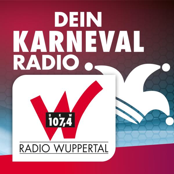 Radio Wuppertal - Karnevals Radio  Logo