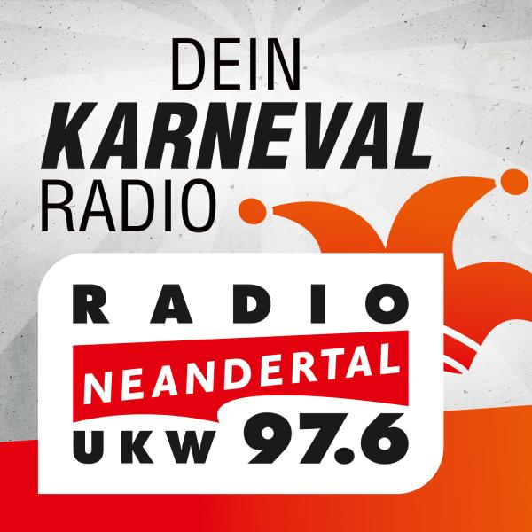RADIO NEANDERTAL - Karnevals Radio  Logo