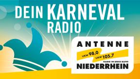 Antenne Niederrhein - Karnevals Radio  Logo