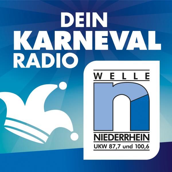 Welle Niederrhein - Karnevals Radio  Logo