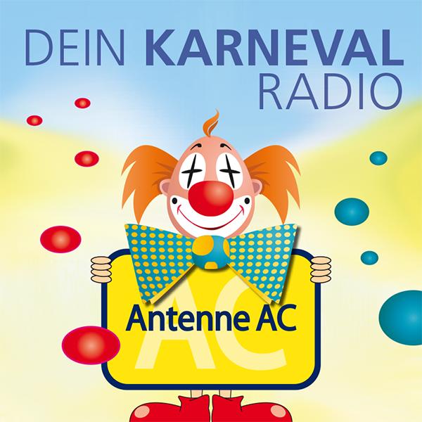 Antenne AC - Karnevals Radio Logo
