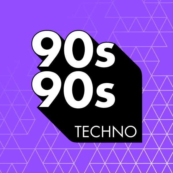 90s90s Techno Logo