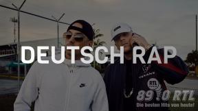 89.0 RTL Deutsch Rap Logo
