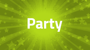 Spreeradio Party Logo