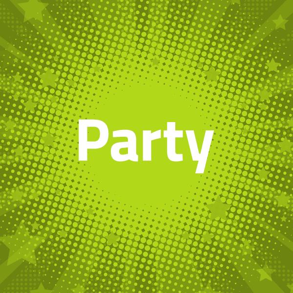 Spreeradio Party Logo