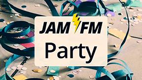 JAM FM Party Logo