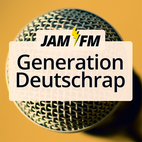 JAM FM Generation Deutschrap Logo