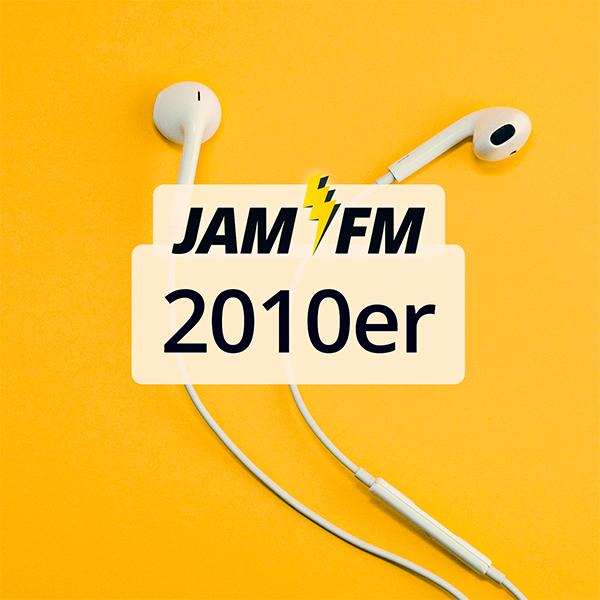 JAM FM 2010er Logo
