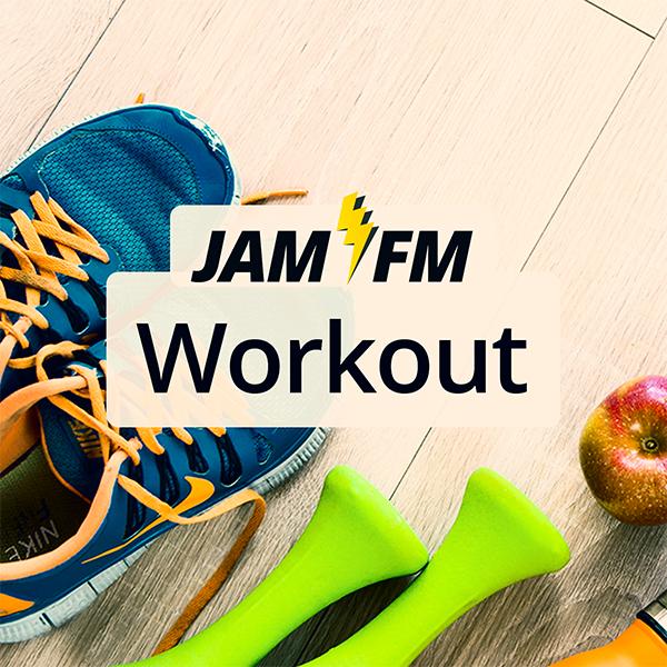 JAM FM Workout Logo