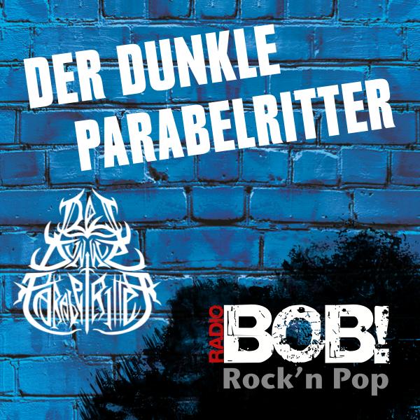 RADIO BOB! - Der dunkle Parabelritter Logo