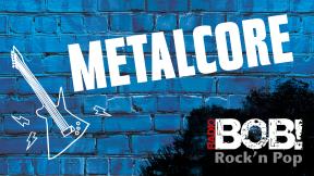 RADIO BOB! - Metalcore Logo
