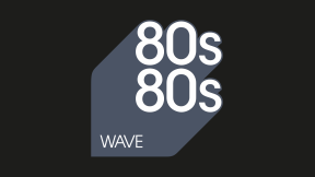 80s80s Wave Logo