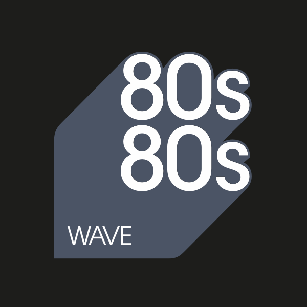 80s80s Wave Logo