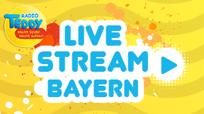 Radio TEDDY LIVE - BAYERN Logo