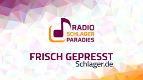 Radio Schlagerparadies - Frisch gepresst- schlager.de Logo