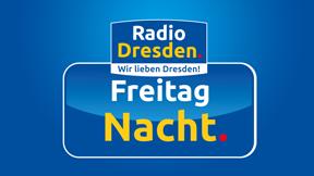 Radio Dresden - FreitagNacht Logo