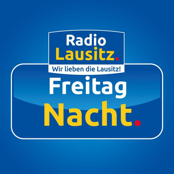 Radio Lausitz - FreitagNacht Logo