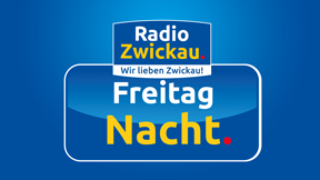 Radio Zwickau - FreitagNacht Logo