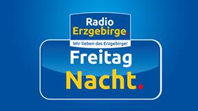 Radio Erzgebirge - FreitagNacht Logo