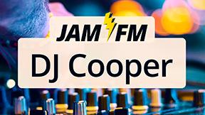 JAM FM DJ Cooper Logo