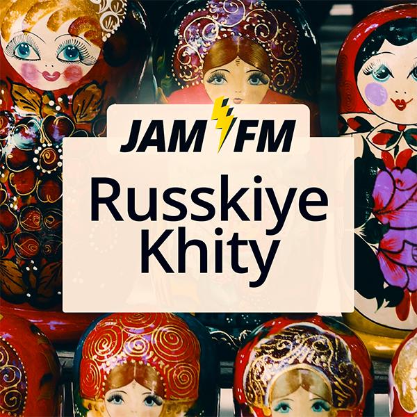 JAM FM Russkiye Khity Logo