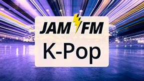 JAM FM K-Pop Logo