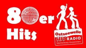 Ostseewelle 80er Hits Logo