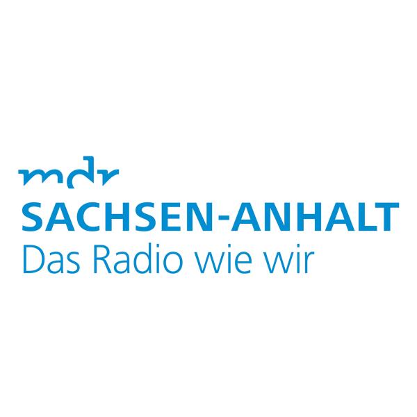 MDR Sachsen-Anhalt Dessau Logo