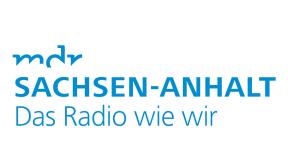 MDR Sachsen-Anhalt Halle Logo