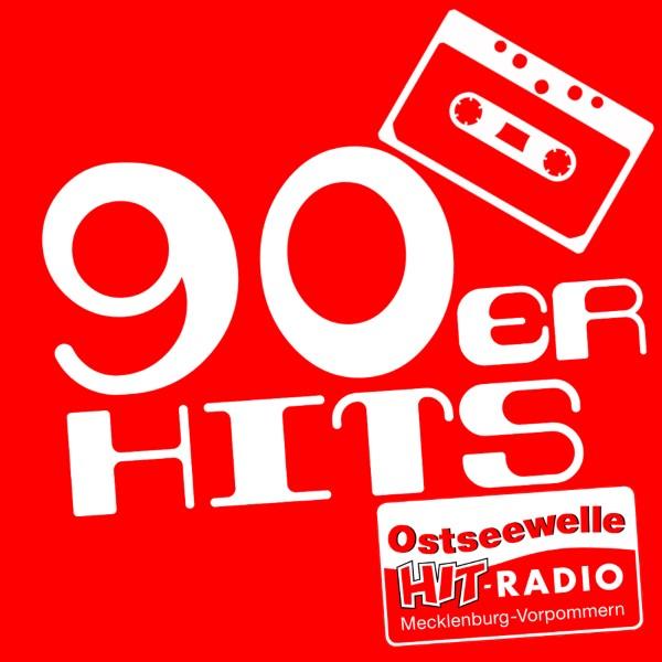 Ostseewelle 90er Hits Logo