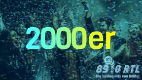 89.0 RTL 2000er Logo