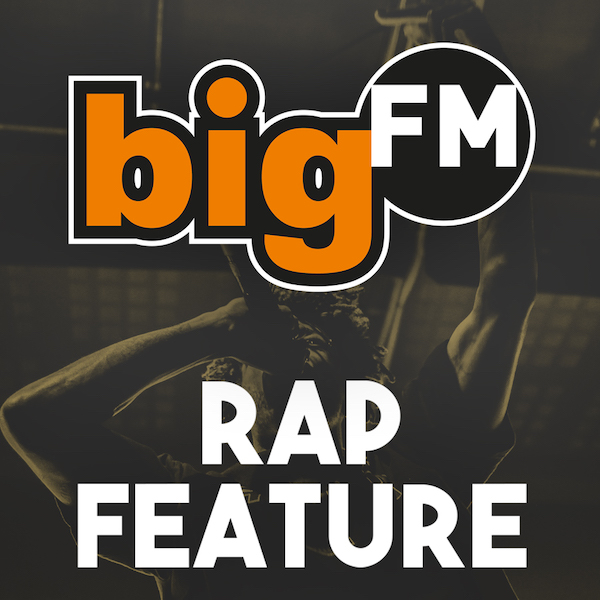 bigFM Rap Feature Logo