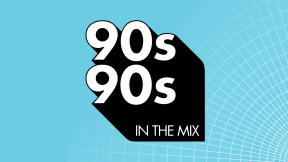 90s90s In The Mix Logo