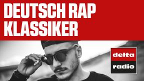 delta radio Deutsch Rap Klassiker Logo