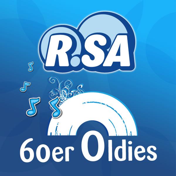 R.SA 60er Oldies Logo