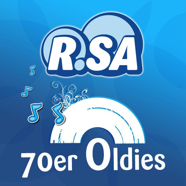 R.SA 80er Disco Logo