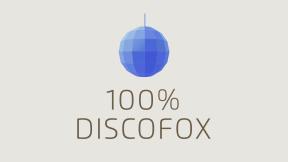 100% Discofox - Schlagerplanet Radio Logo