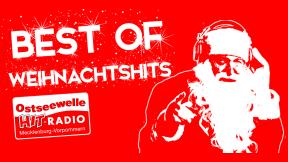 Ostseewelle Best of Weihnachtshits Logo