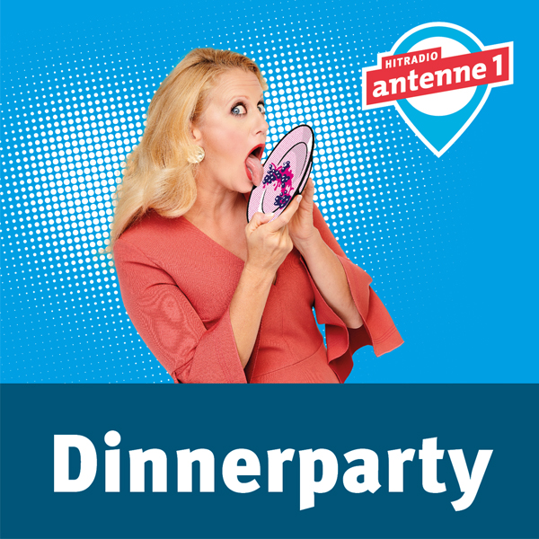 antenne 1 barba radio - Dinnerparty Logo